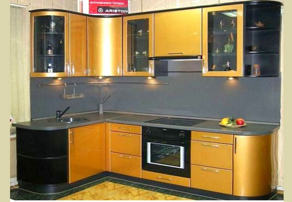 дизайн угловой кухни виды и особенности ремонт и дизайн кухни