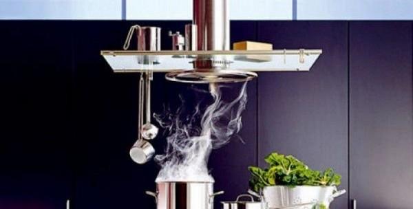 мощность вытяжки для кухни фото