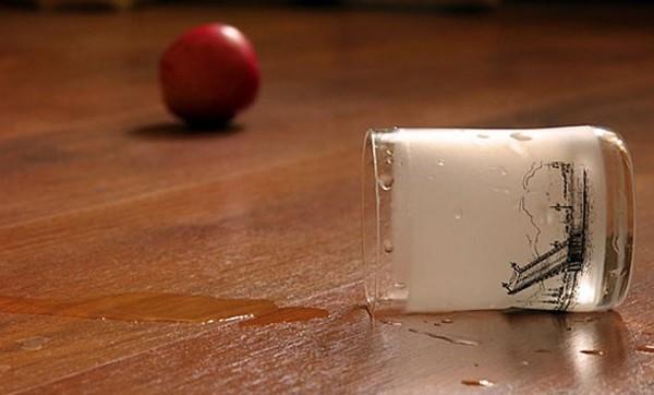 влагостойкий ламинат для кухни фото