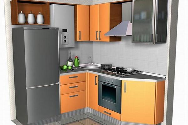 идеи для ремонта маленькой кухни фото
