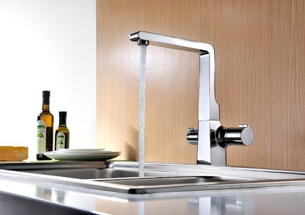 как выбрать смеситель для кухни фото