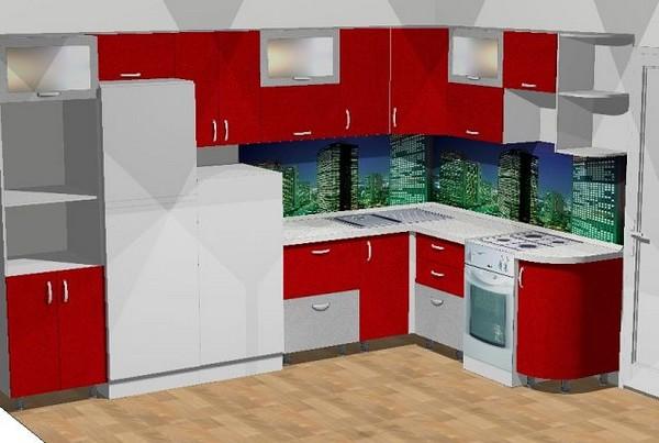 как сделать фальш панель для кухни своими руками фото