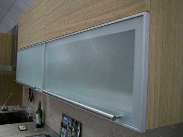 стеклянные фасады для кухни своими руками фото