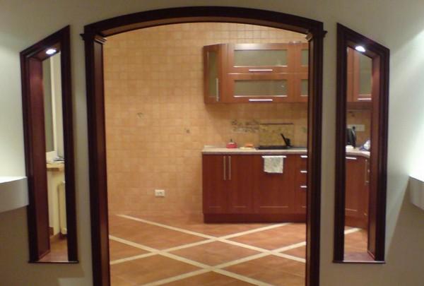 арка на кухню своими руками фото