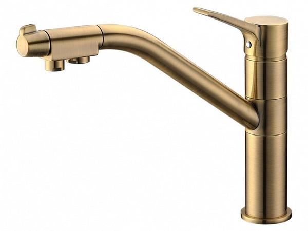 кран для чистой питьевой воды на кухню фото
