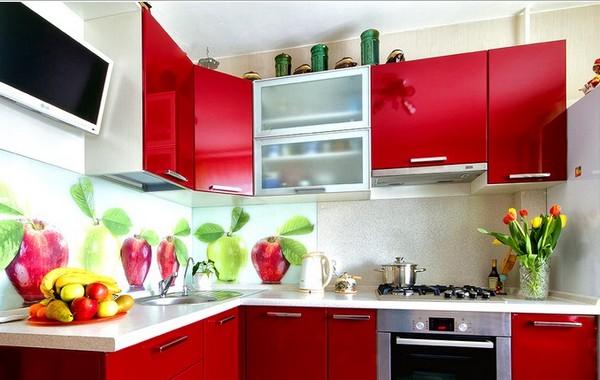 кухни из мдф фото