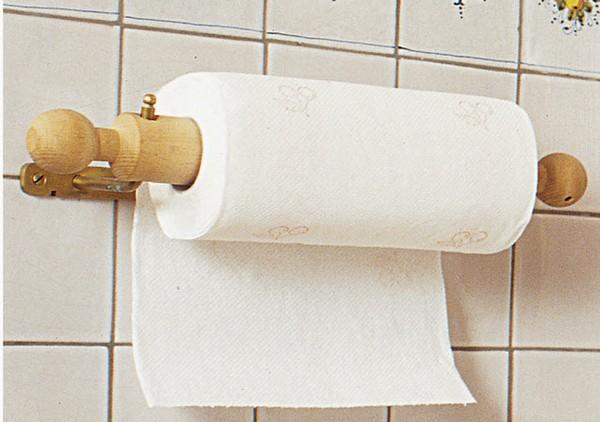 держатель для бумажных полотенец своими руками фото