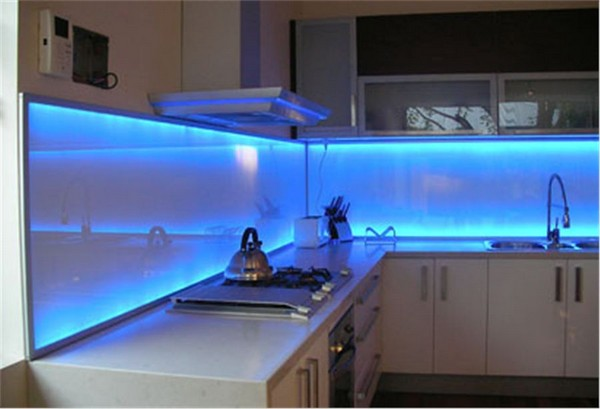 подсветка для кухни накладная фото