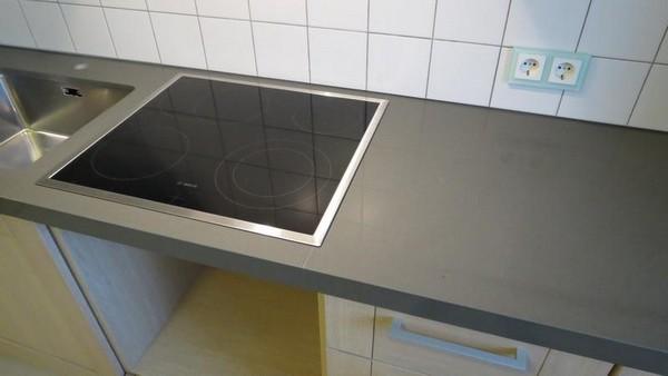 кварцевые столешницы для кухни фото