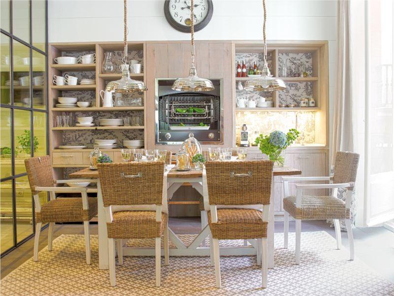 кухня в средиземноморском стиле своими руками фото