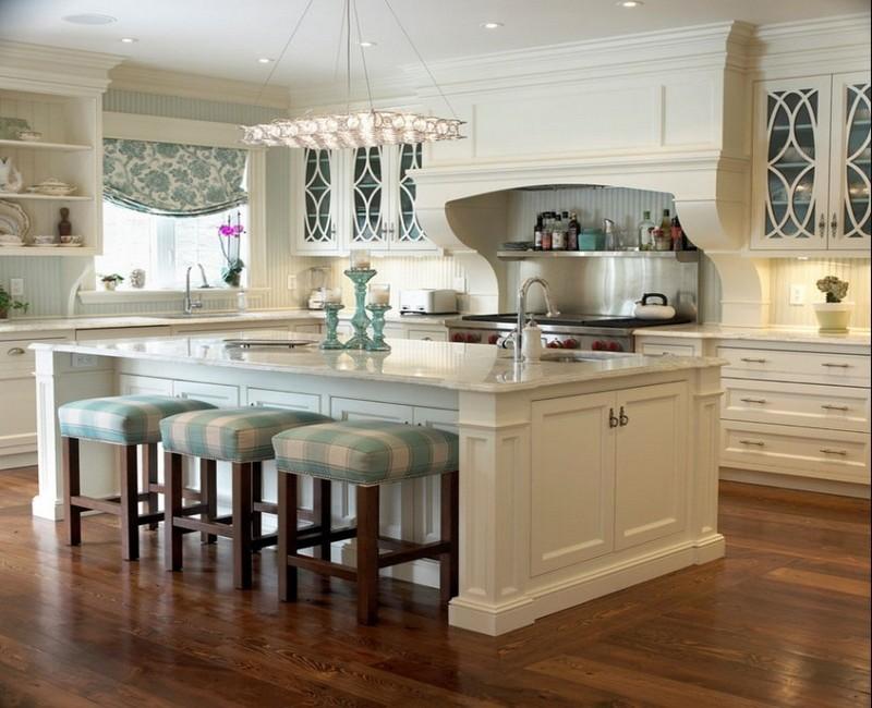 кухня в стиле арт деко фото