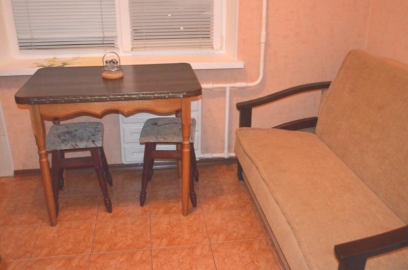 кухня со спальным местом фото