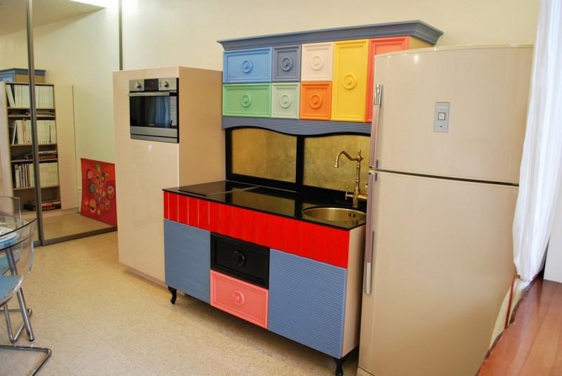 мини кухня фото