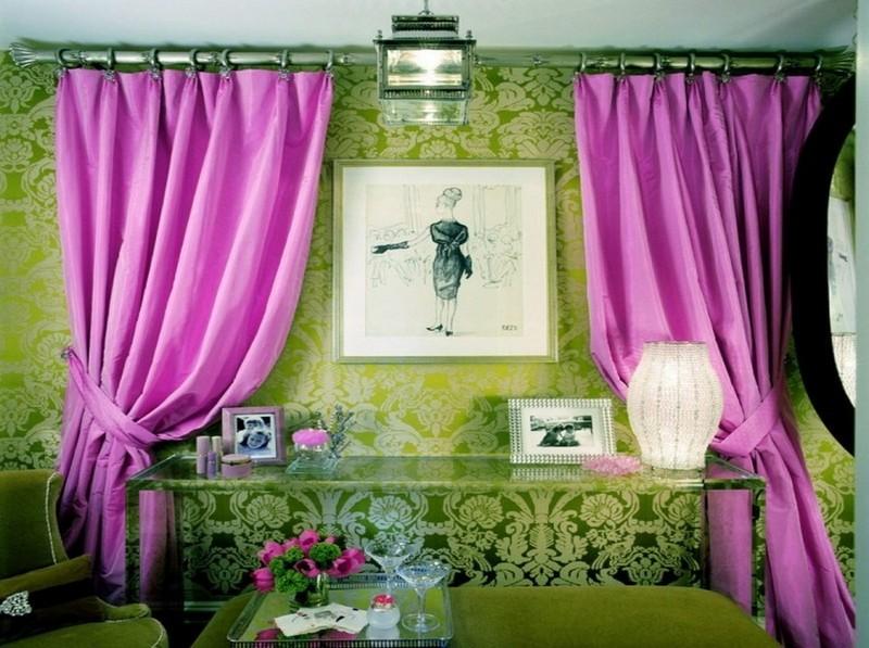 сочетание цвета лайм в интерьере кухни фото
