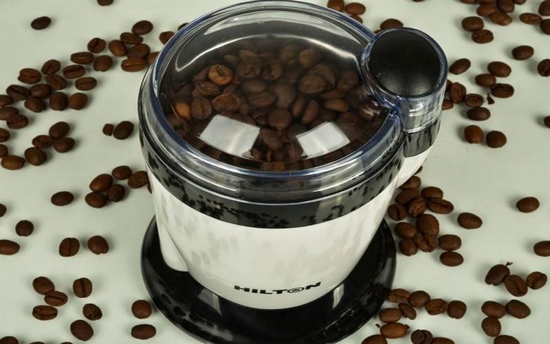 электрическая кофемолка фото