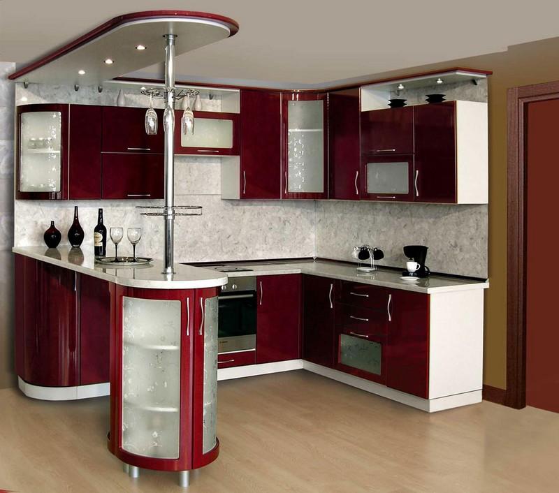как в коридоре сделать кухню фото