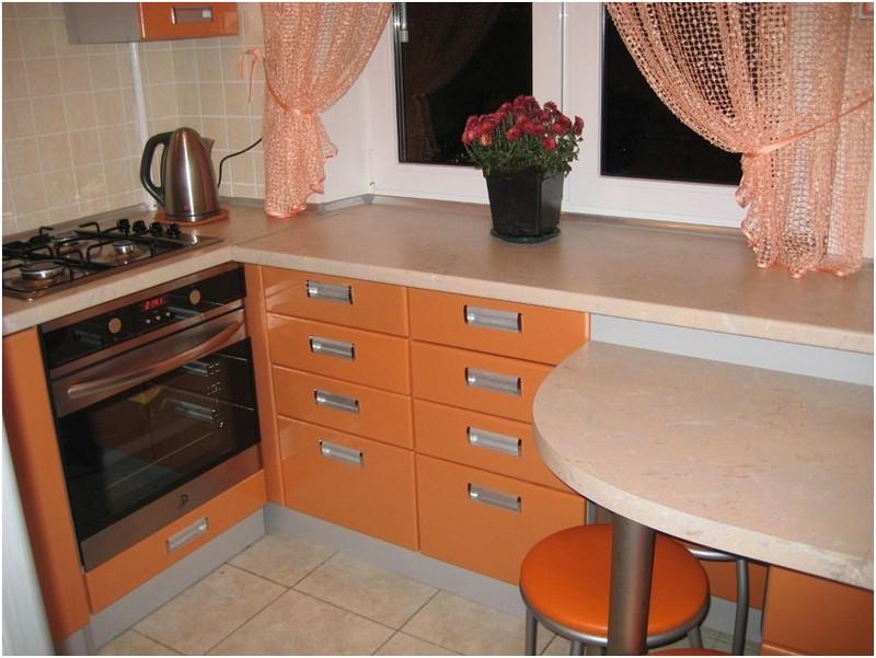 идеи для маленьких кухонь в хрущевке фото