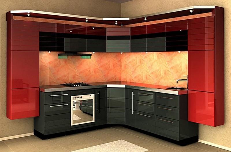 из чего лучше сделать фасады для кухни фото