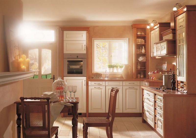 как обустроить кухню на даче фото