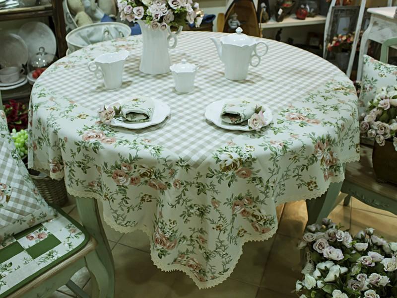 скатерть на стол для кухни фото