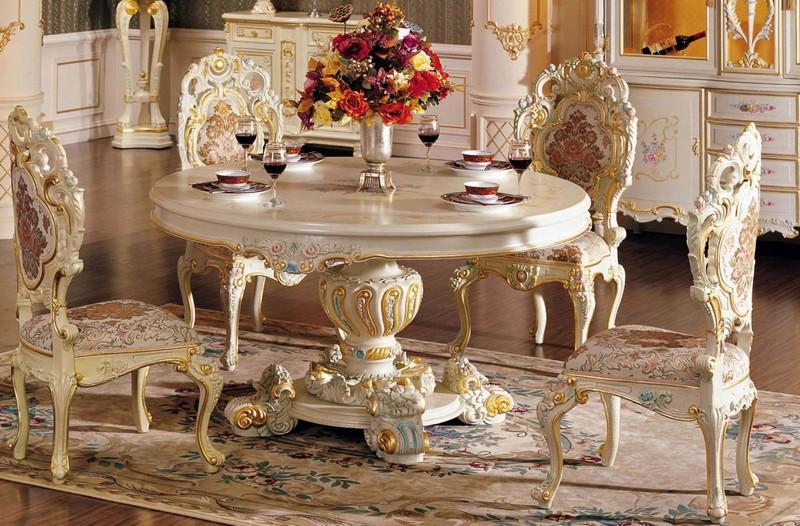 кухня барокко фото