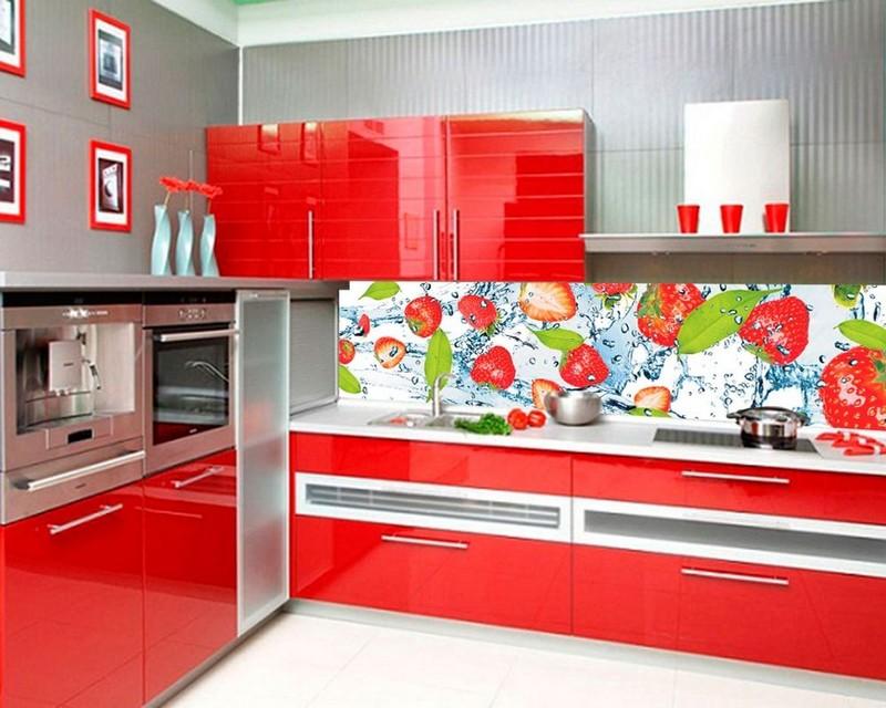 идеи обустройства кухни фото
