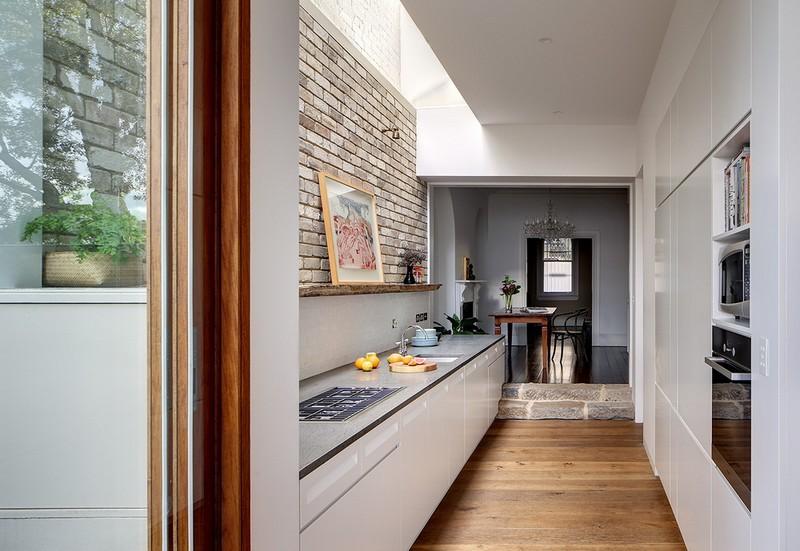 современные идеи для интерьера кухни фото
