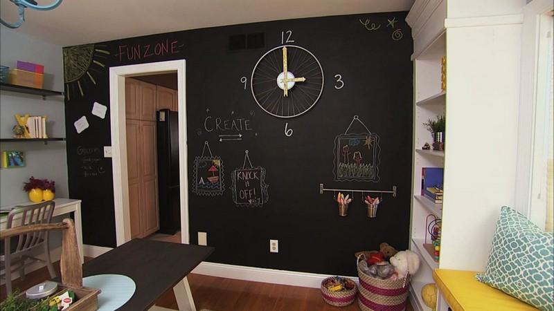 необычные кухонные часы фото