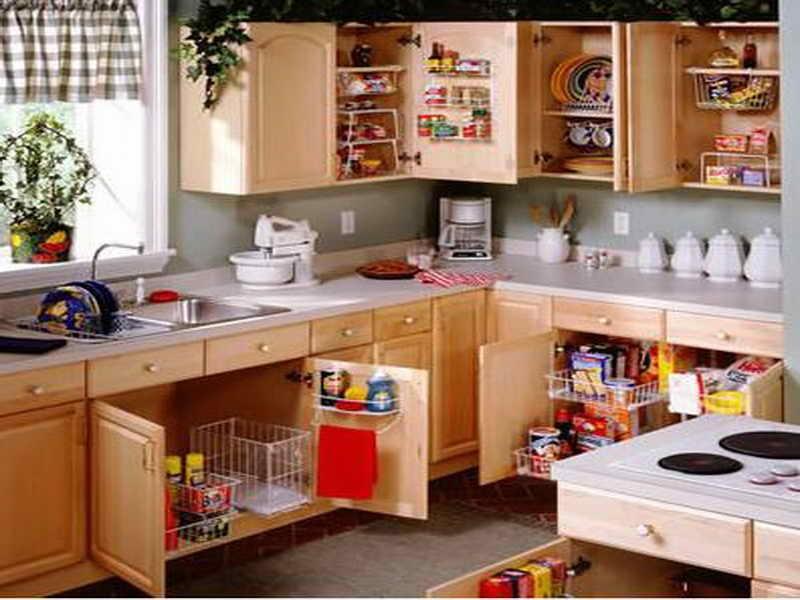 порядок на кухне фото