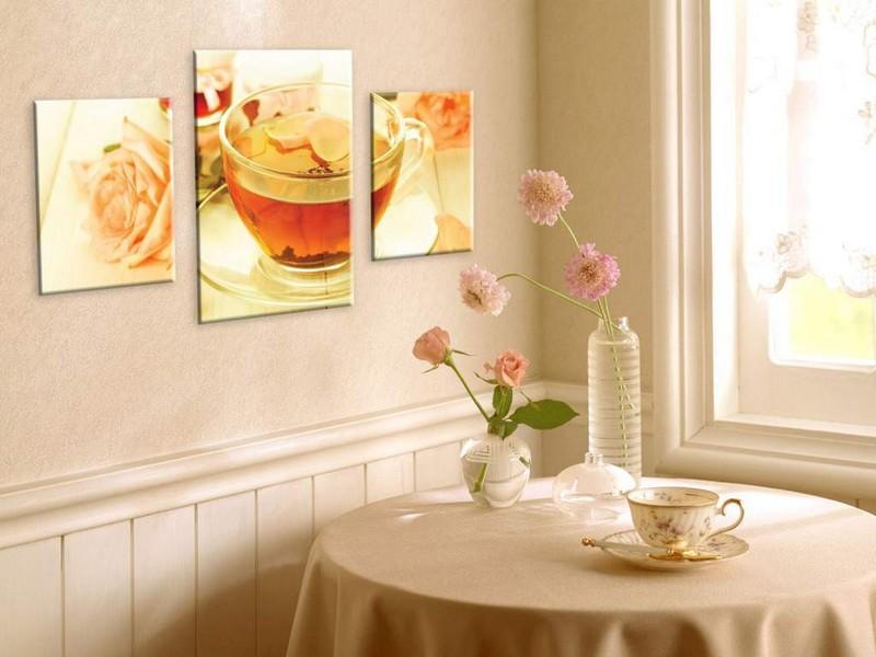 кухонные картины фото