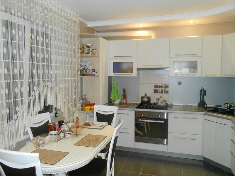 красивый интерьер кухни фото