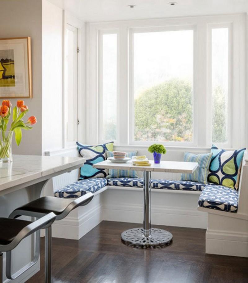 кухонный диван фото