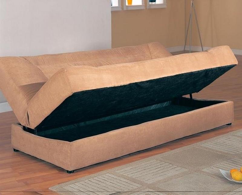 раскладной кухонный диван фото