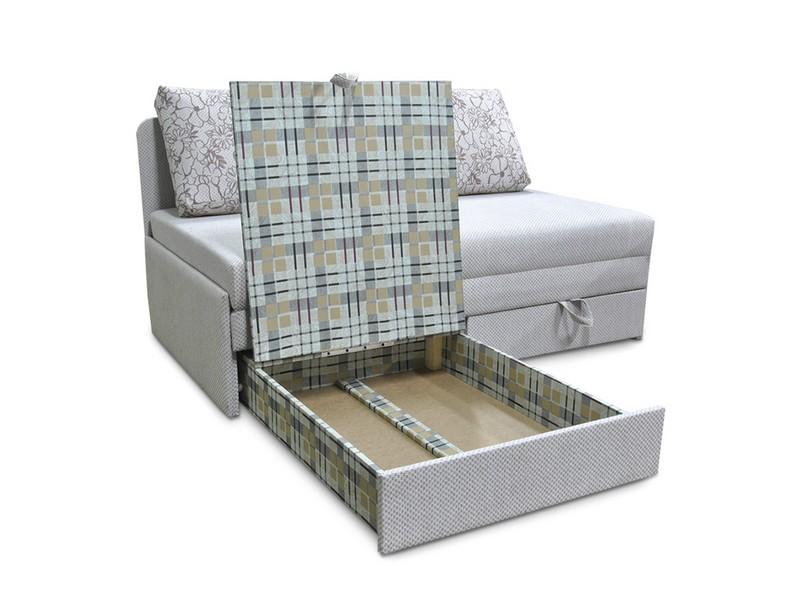 выкатной диван на кухню фото