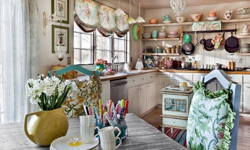 уютная кухня своими руками фото