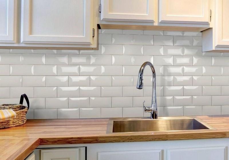 плитка кабанчик на кухне фото