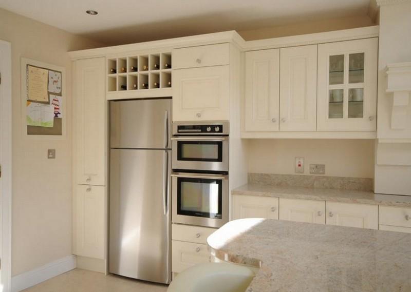 можно ли холодильник ставить в нишу