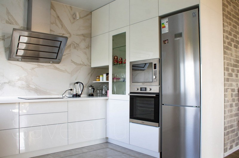 требования к холодильнику в нише