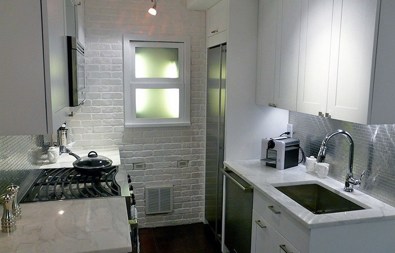 холодильник в нише в хрущевке фото
