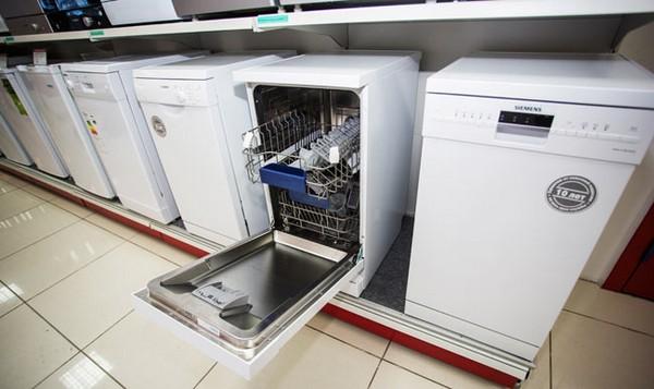 отдельностоящие посудомоечные машины фото