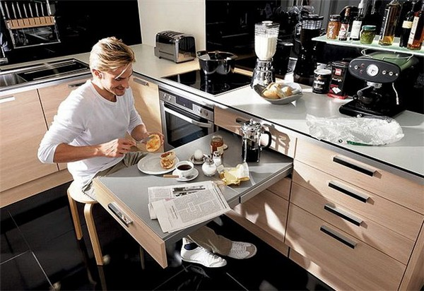 эргономика кухни фото