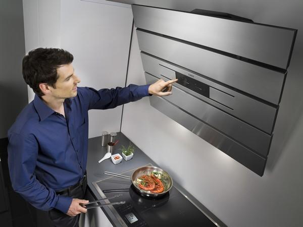 Вытяжка для кухни своими руками фото