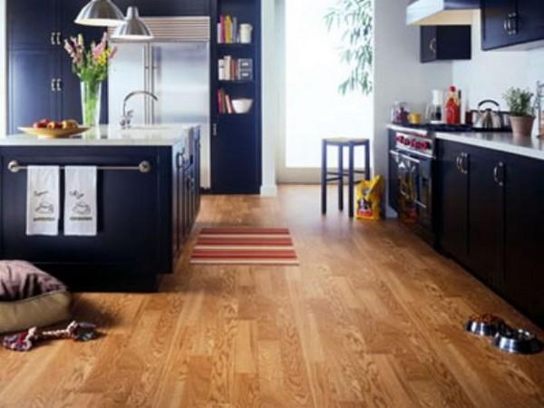 натуральный линолеум для кухни фото