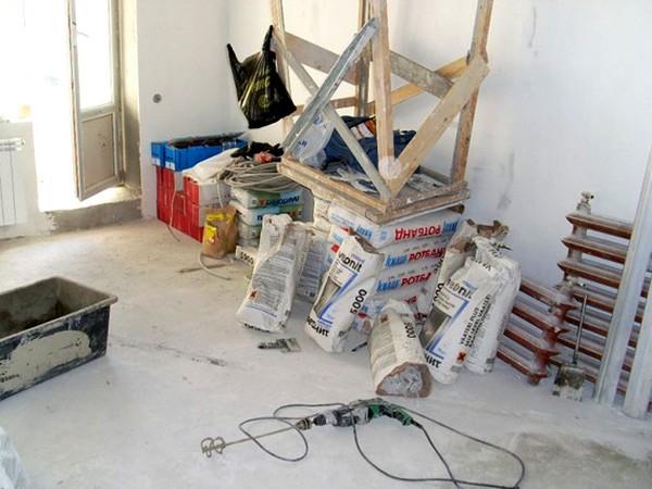последовательность ремонта на кухне фото