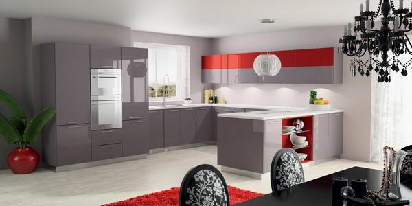 варианты угловых кухонь фото