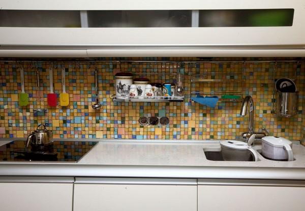 фартук для кухни из пластика своими руками фото
