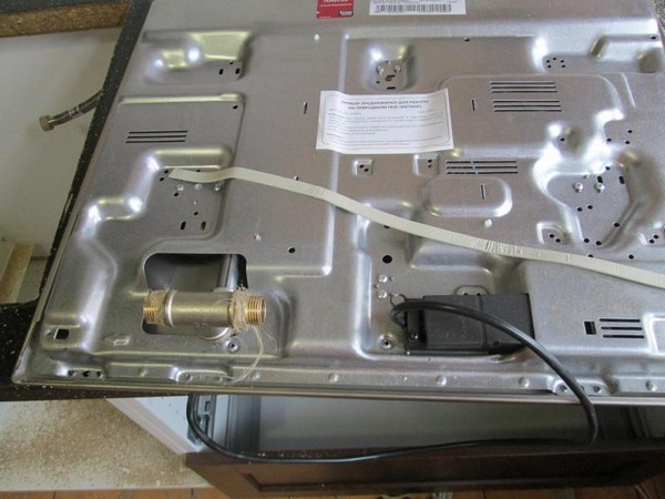 Электрическая варочная панель Simfer