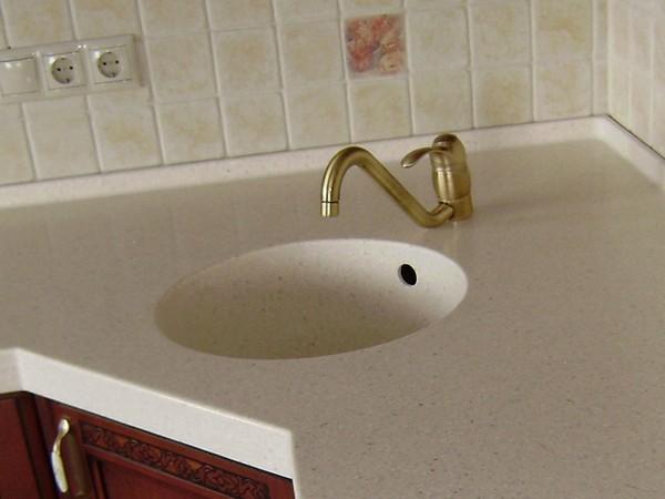 интегрированные мойки кухонные врезные фото