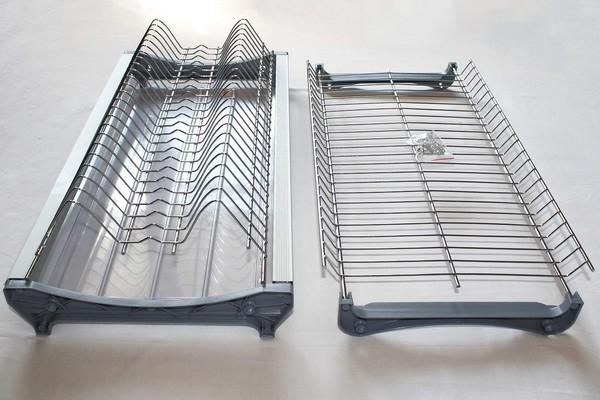 сушилка для посуды двухъярусная фото