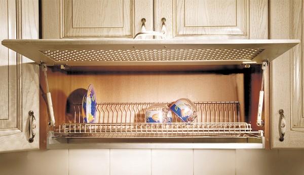 сушилка для посуды в шкаф фото